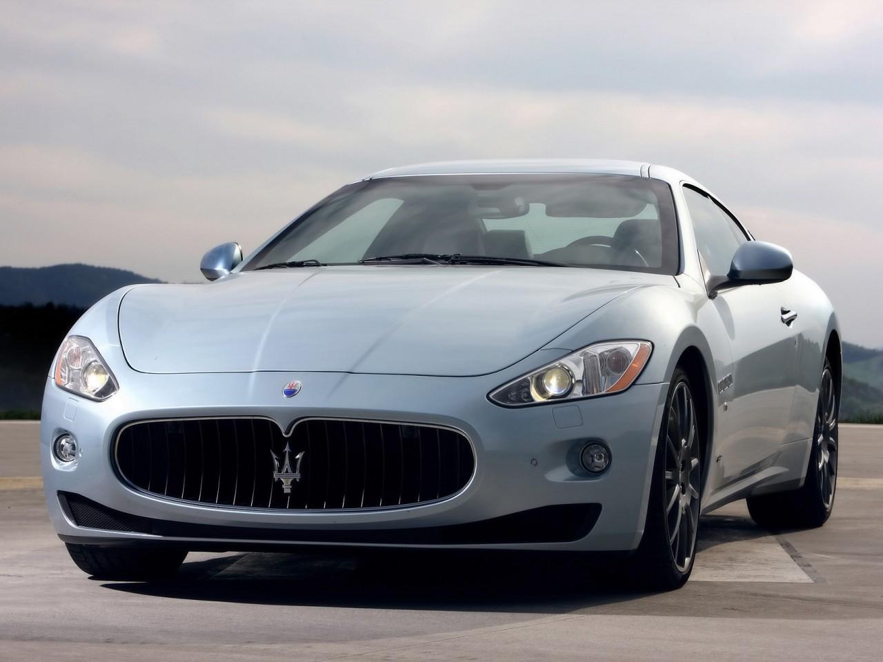 2009 Maserati GranTurismo S Pictures