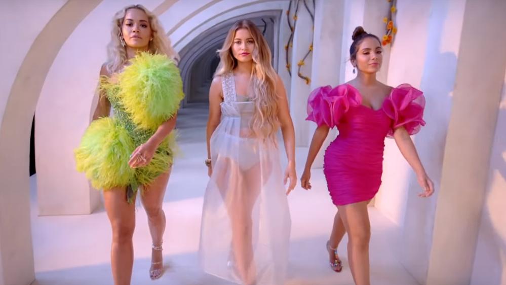 """""""RIP"""" es el más nuevo single de la sensación mexicana Sofía Reyes, muy bien acompañada por las estrellas internacionales Anitta y Rita Ora."""
