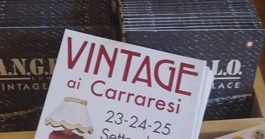 Vintage ai carraresi, reportage con gallery fotografica