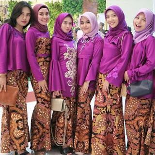 tutorial hijab buat kebaya kutu baru