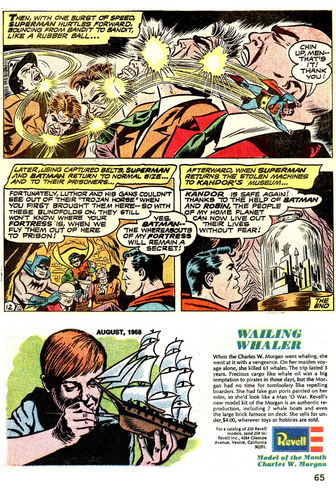 Read online World's Finest Comics comic -  Issue #179 - 67