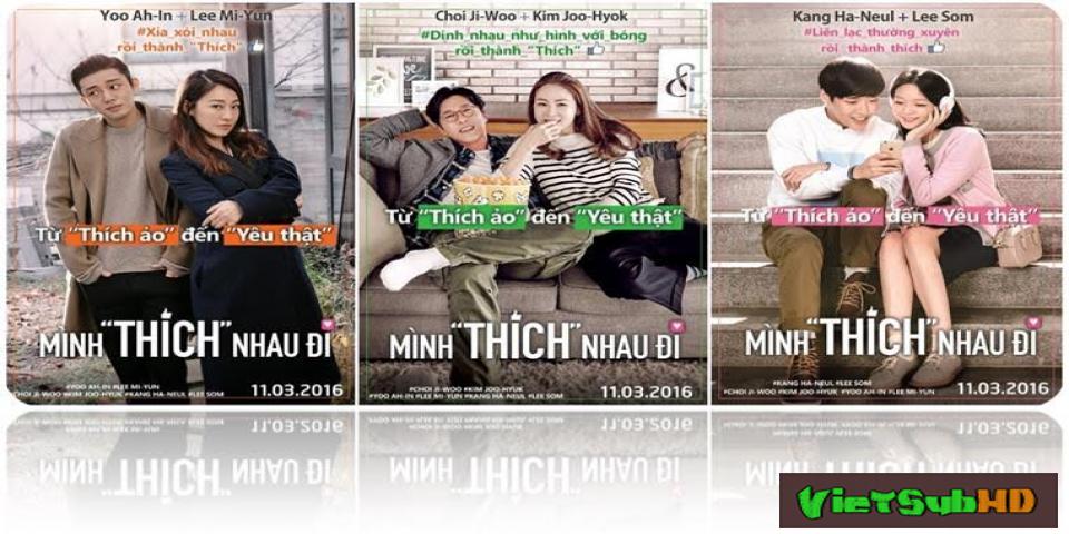 Phim Từ Like Đến Yêu VietSub HD | Like For Likes 2016