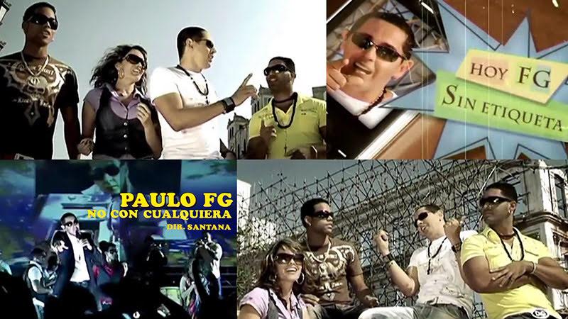 Paulo FG y su Élite - ¨No con cualquiera¨ - Videoclip - Dirección: Santana. Portal del Vídeo Clip Cubano