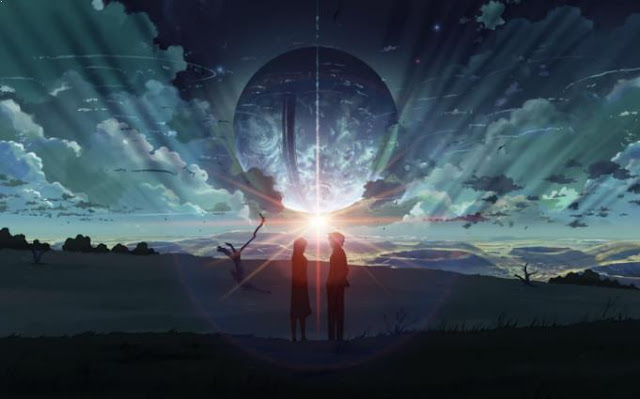 Anime Drama Romance Terbaik - 5 centimeters Per Second