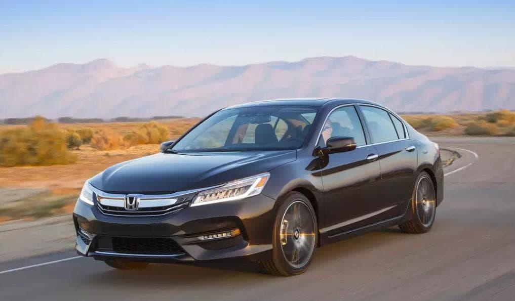 2017 Honda Accord Sedan Configurations