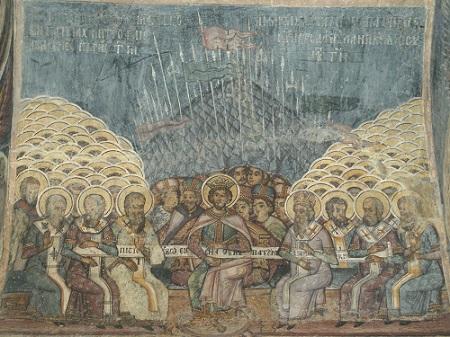 Κυριακή των 318 Αγίων Πατέρων