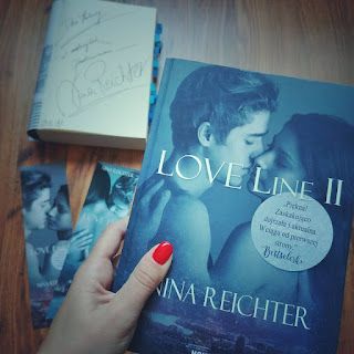 Love Line II - Nina Reichter