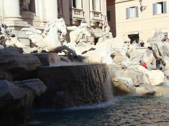 Fontana di Trevi, Roma, Elisa N, blog de viajes