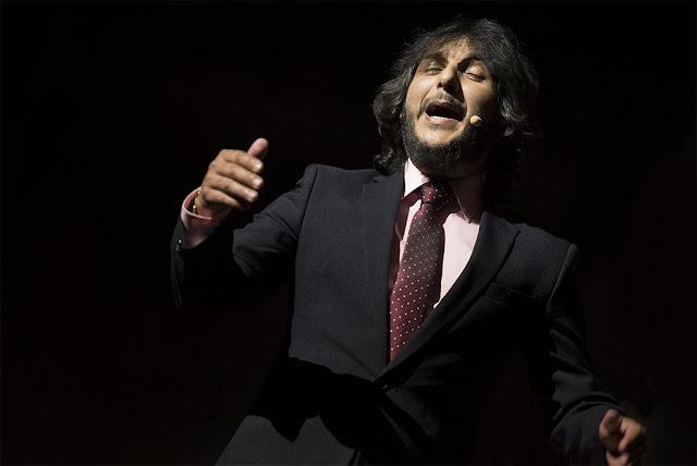Antonio Reyes - Rivas Flamenca - Auditorio Pilar Bardem - Rivas (Madrid) - 19/1/2018