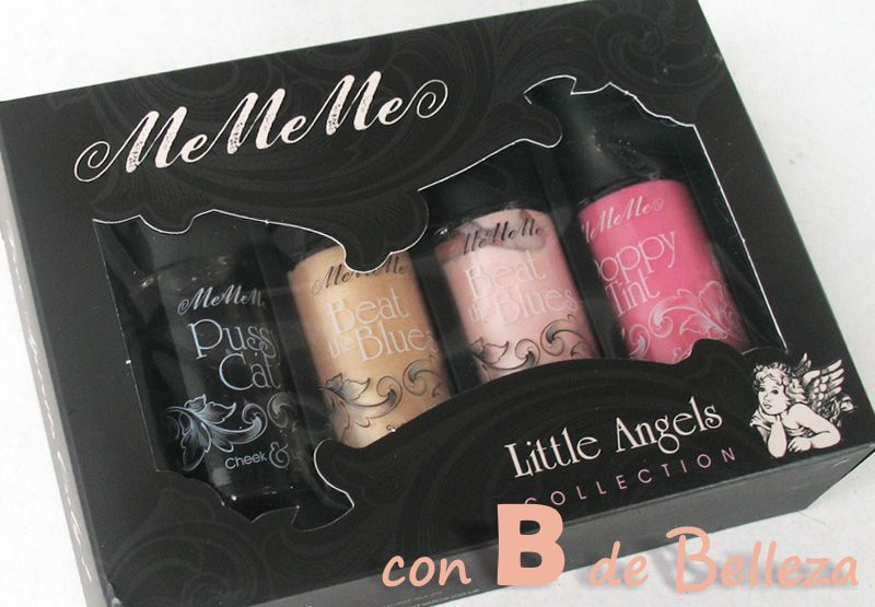 Review Pack Little angels de MeMeMe