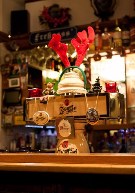 Cena da Gasthaus Zum Eisernen Steg-Francoforte
