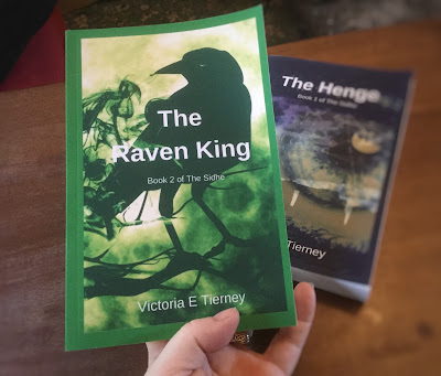 The Raven King & The Henge Victoria E Tierney