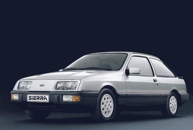 Ford Sierra 2.0 трех дверка