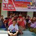 BSMI Kab dan Kota Madiun Terjun di Lima Lokasi Banjir