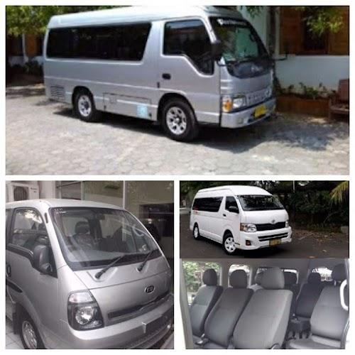 Sewa Mobil Wisata Jogja ( van minibus )