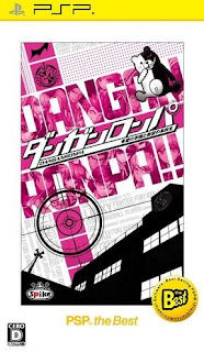 Dangan-ronpa (English Patched) PSP .iso Free Download