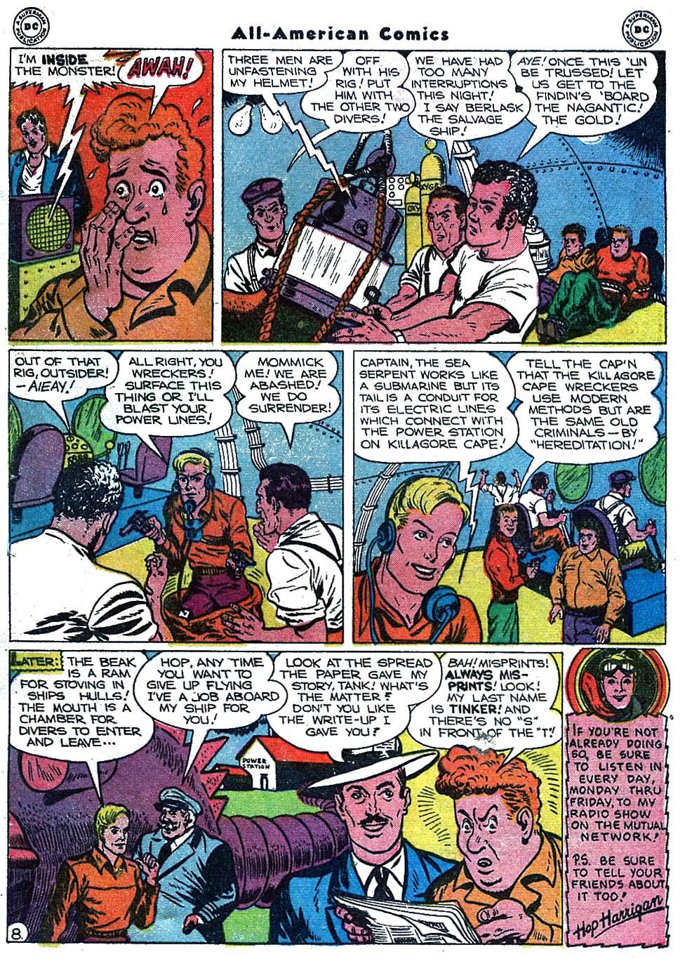 Read online All-American Comics (1939) comic -  Issue #84 - 49