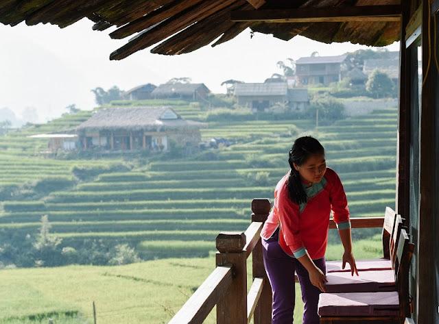 Ta Van Village -- Interesting destination in Sapa tours 1