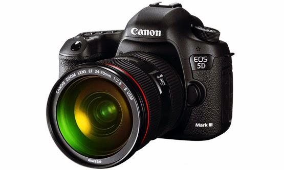Harga dan Spesifikasi Kamera Digital Canon EOS 5D