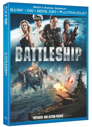 Batalla Naval 720p HD Español Latino Dual BRRip 2012
