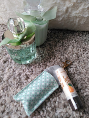 funda protector labial, lipstick case