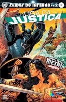 DC Renascimento: Liga da Justiça #32