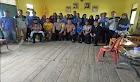 Penutupan KKM IKIP PGRI Pontianak di Desa Tanjung