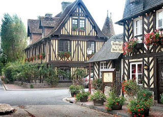 village normand