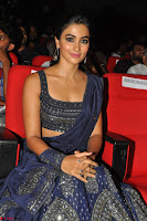 Pooja Hegde choli saree at DJ Duvvada Jaggannadham music launch ~  Exclusive 57.jpg
