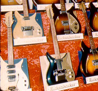 Iconic Axes The Instruments Used By The Gods Of Six Strings John Lennon S Rickenbacker 325
