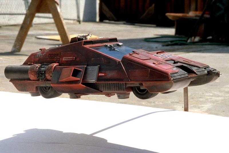 Blade Runner Rodaje 12