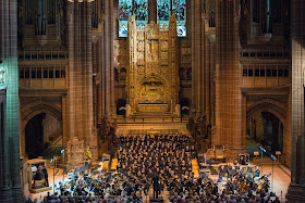 Liverpool Cathedral (Photo Mark McNulty)