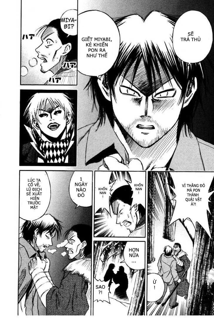 Higanjima chapter 70 trang 11