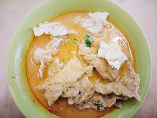 ZERO appeal but the taste will makes you fall in love with it - Yew Swee Laksa