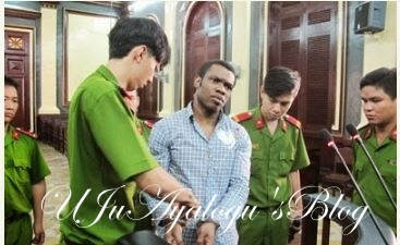 Over 1000 Nigerians Are in Chinese Prison