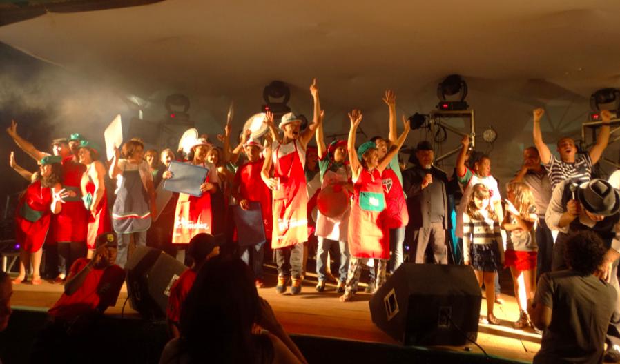 Sucesso no 24o Festival de Tradições Italianas