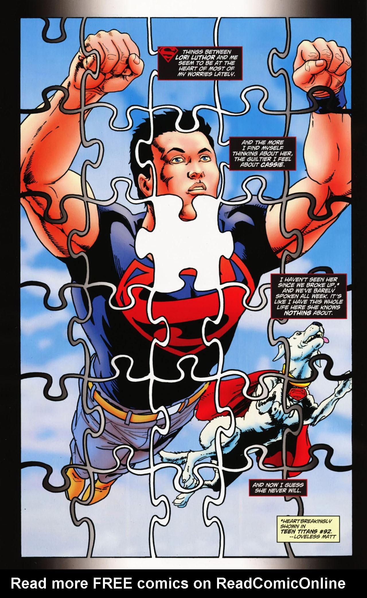 Superboy [I] Issue #5 #5 - English 6