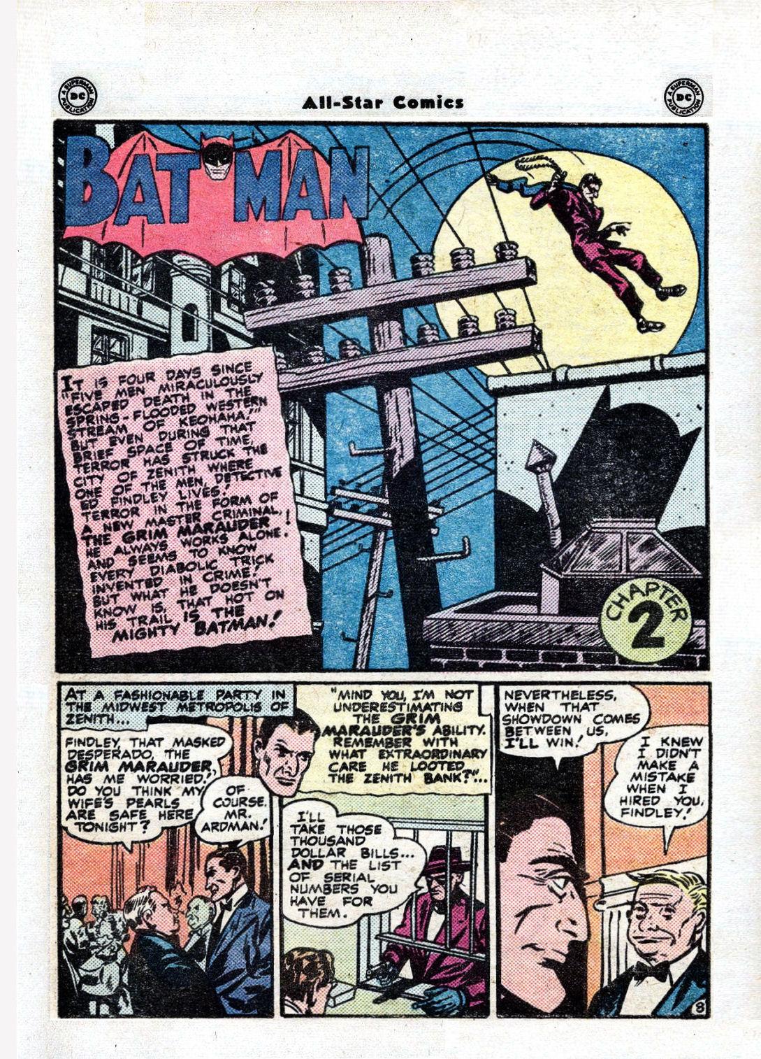 Read online All-Star Comics comic -  Issue #36 - 10