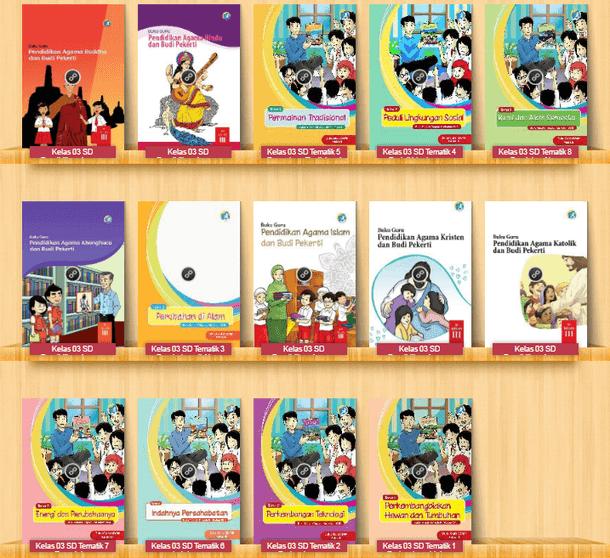 Buku Guru SD Kelas III (3) Kurikulum 2013