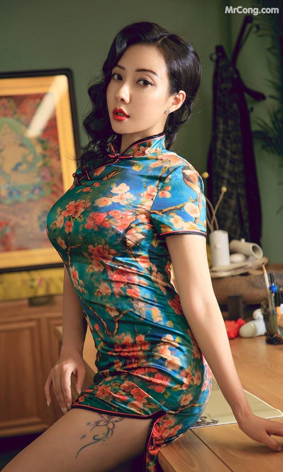 UGIRLS – Ai You Wu App No.1603: Victoria (果儿) (35P)