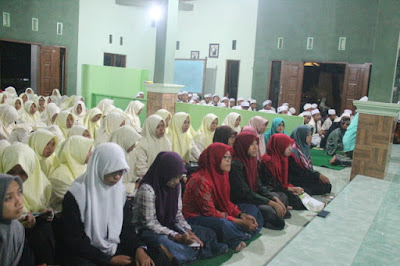 Profil Pondok Pesantren Al-Kamal Kunir – Wonodadi – Blitar - Jawa Timur