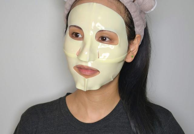 Dr. Jart Bright Lover Rubber Mask