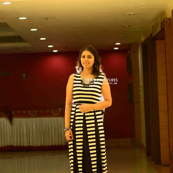 Anjali Nair Latest Photos from Take Off Tittle Launch