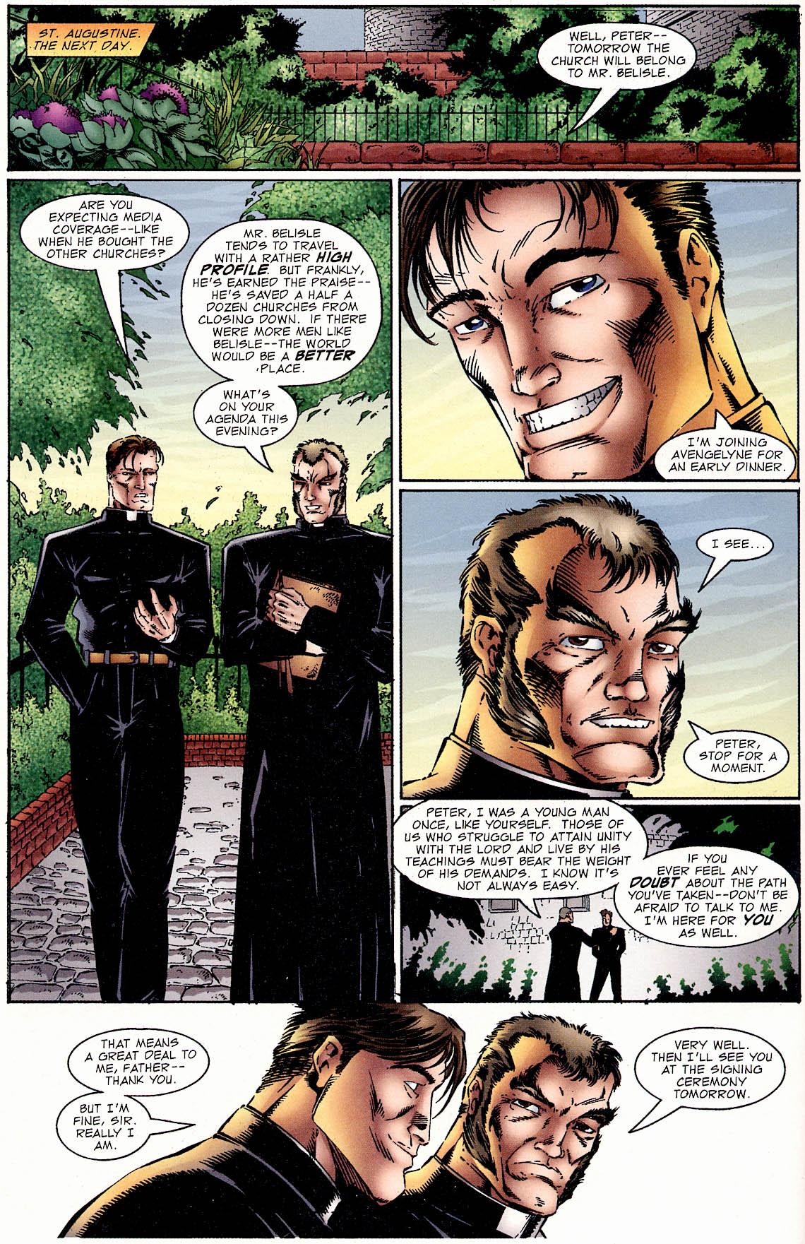 Read online Avengelyne (1995) comic -  Issue #2 - 11