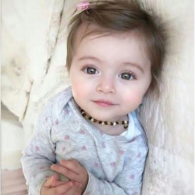 صور عيون اطفال