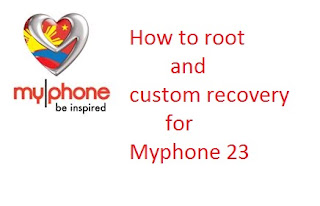 How to root and custom recovery for My phone 23 Main Picture