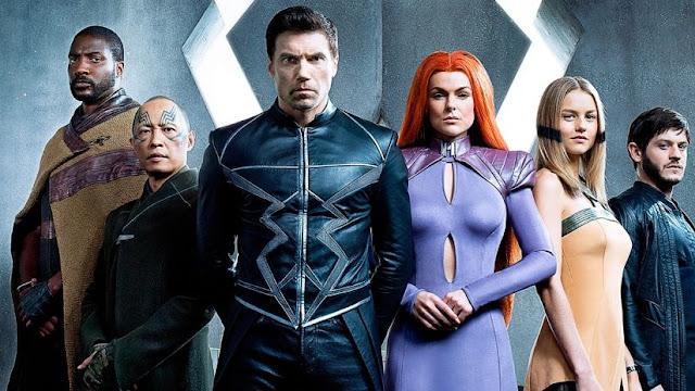 Análise  Inhumans: Primeira Temporada