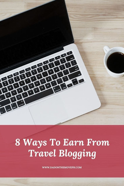 How to earn money from travel blogging