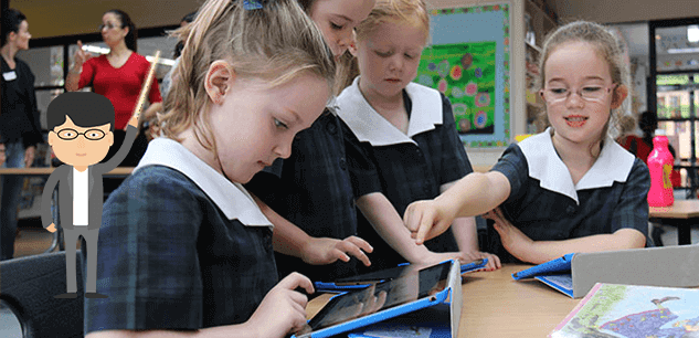 Contoh Pemanfaatan Teknologi Dalam Pendidikan ABK - Info [K-Moe]