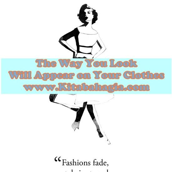 Pengalaman Belanja Fashion